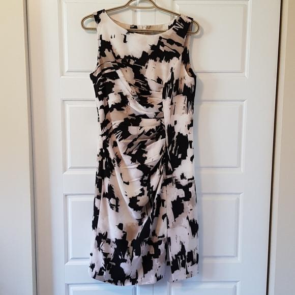 Calvin Klein sheath dress sz 8